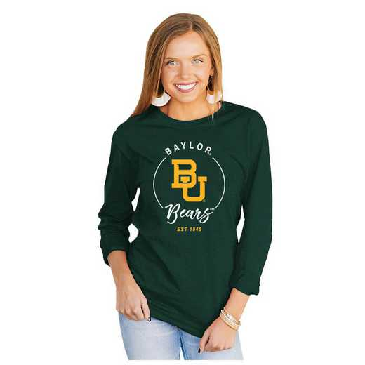 Baylor Bears It's Gameday Y'all Varsity Crew Top by Gameday Couture