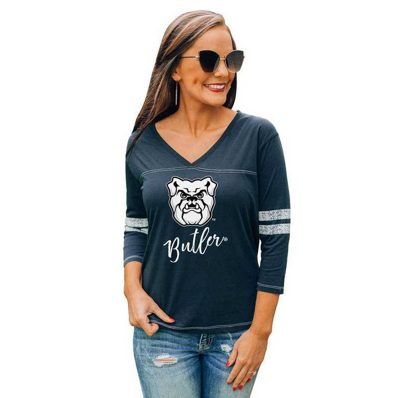 Butler Bulldogs Catch A Vibe Tee by Gameday Couture