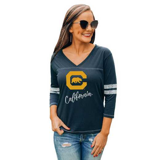 California Golden Bears Catch A Vibe Tee by Gameday Couture