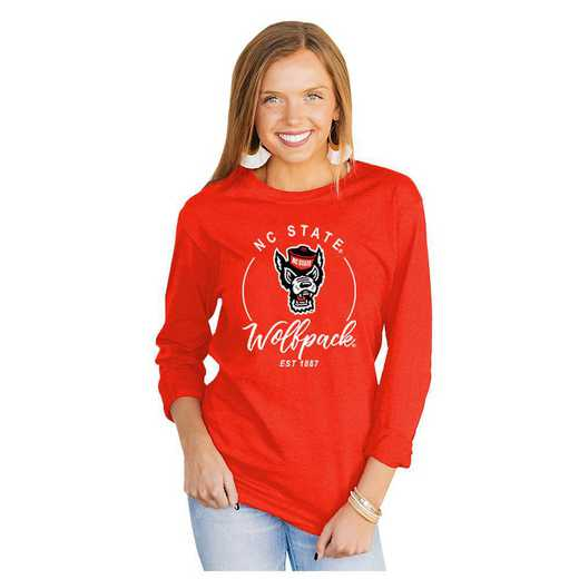 Nc State Wolfpack It's Gameday Y'all Varsity Crew Top by Gameday Couture