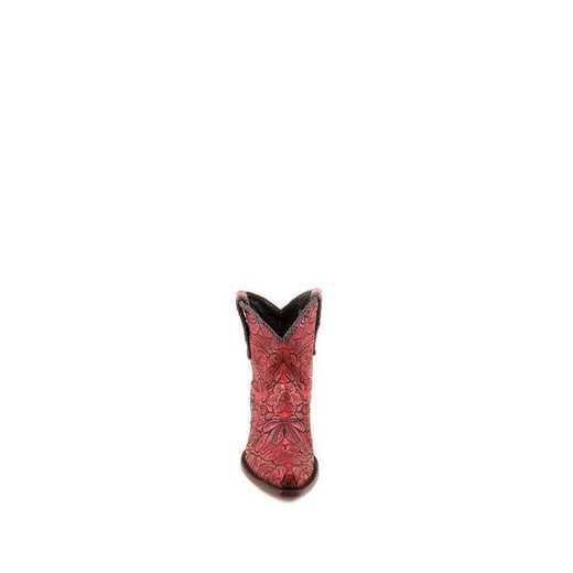 "Women's Hillary 7"" Red Fashion Boot"