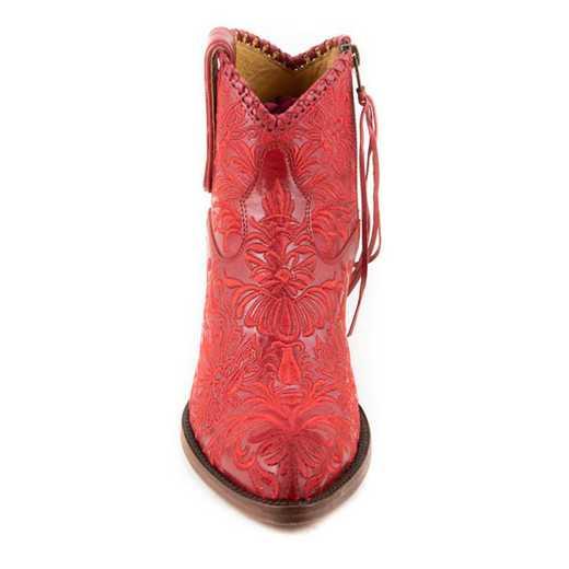 "Women's Mila 5"" Red Fashion Boot"