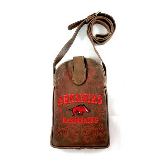 ARK-P065-2: U OF ARKANSAS Gameday Boots Purse