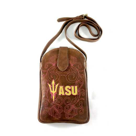 AZS-P074-1: ARIZONA STATE Gameday Boots Purse