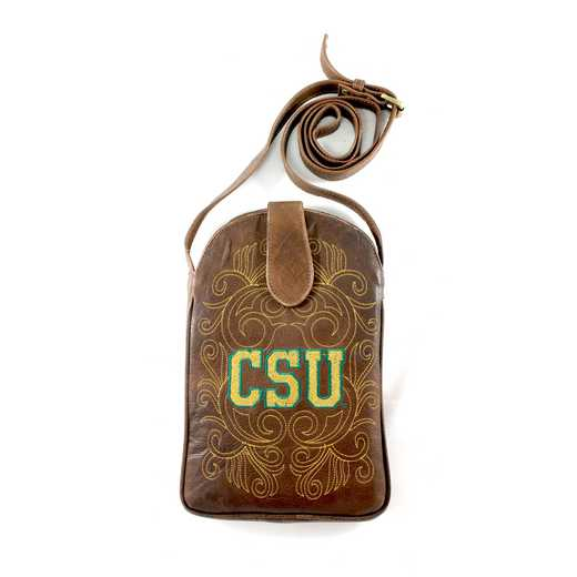 CSU-P030-1: COLORADO STATE Gameday Boots Purse