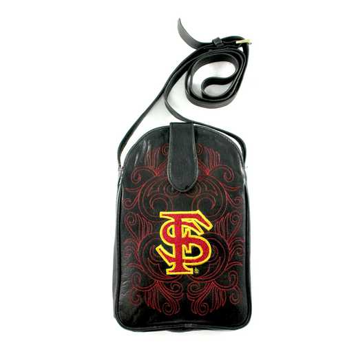 FSU-P002-1: FLORIDA STATE Gameday Boots Purse