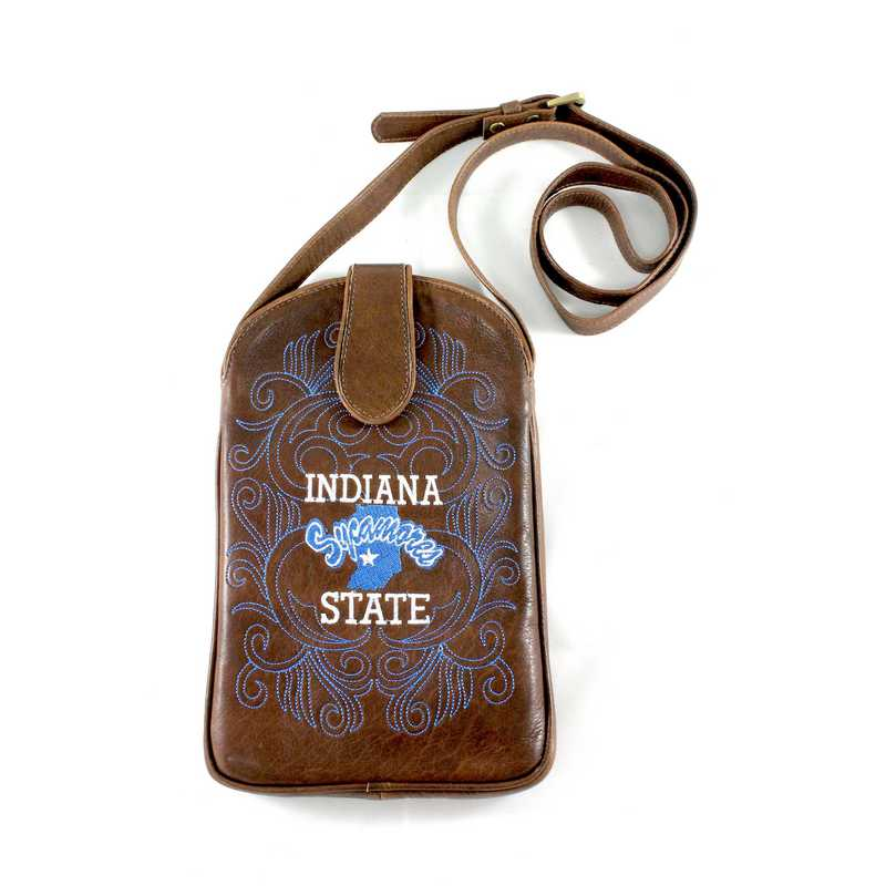 ISU-P047-2: INDIANA STATE Gameday Boots Purse