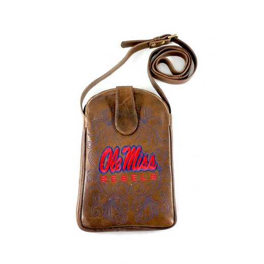 MS-P018-1: U OF MISSISSIPPI Gameday Boots Purse