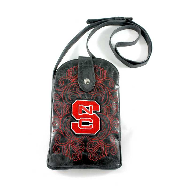 NCS-P052-2: N CAROLINA STATE Gameday Boots Purse