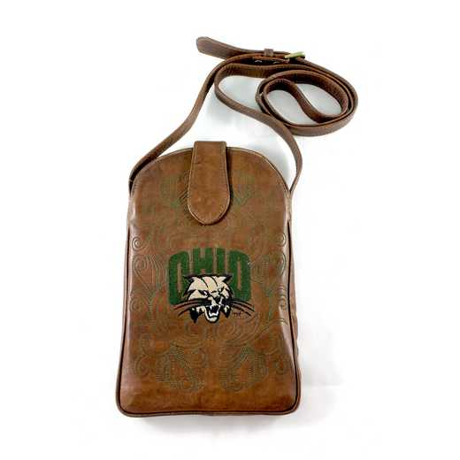 OHI-P043-2: U OF OHIO Gameday Boots Purse
