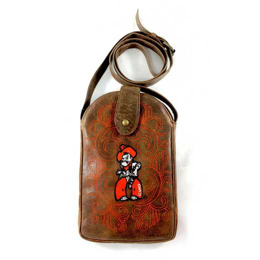 OSU-P004-2: OKLAHOMA STATE Gameday Boots Purse