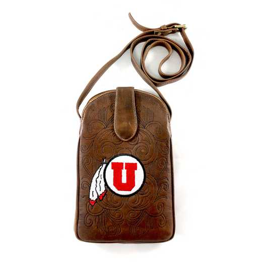 UUT-P077-1: U OF UTAH Gameday Boots Purse