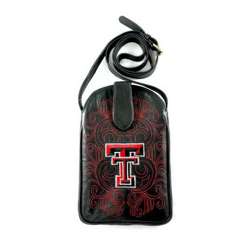 TT-P010-1: TEXAS TECH Gameday Boots Purse
