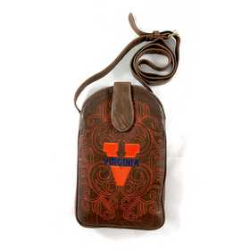 VA-P021-1: U OF VIRGINIA Gameday Boots Purse