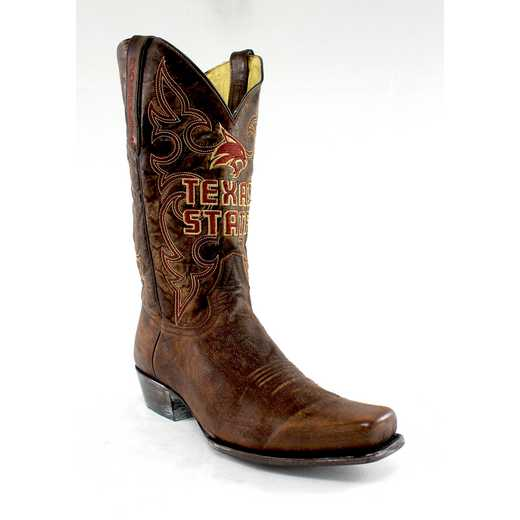 Texas State Men's Executive Boots by Gameday Boots