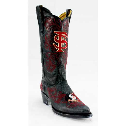 "FSU Seminoles Ladies 13"" Boots by Gameday Boots"