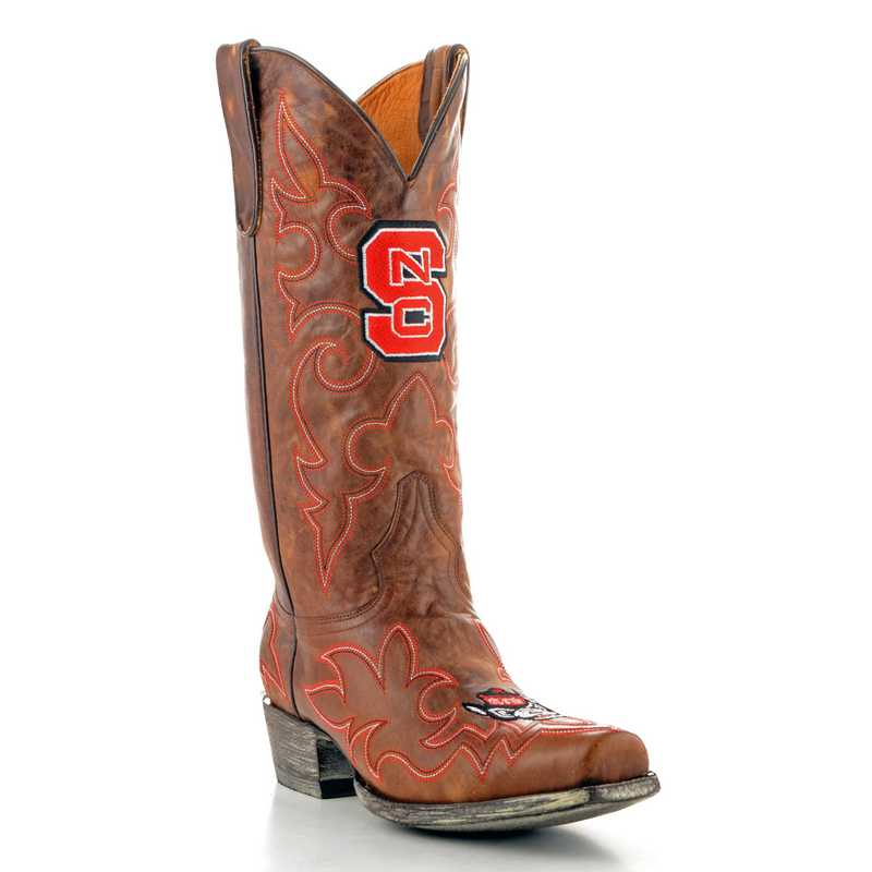 NC State Men's Boots by Gameday Boots