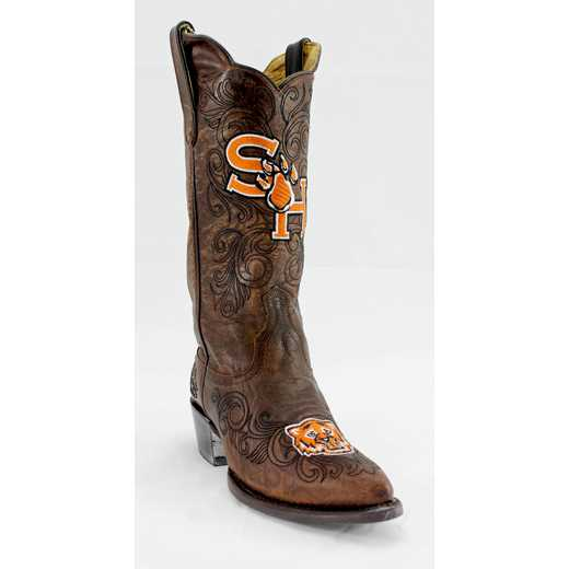 "Women's 13"" Sam Houston State University Tailgate Cowboy Boots by Gameday Boots"