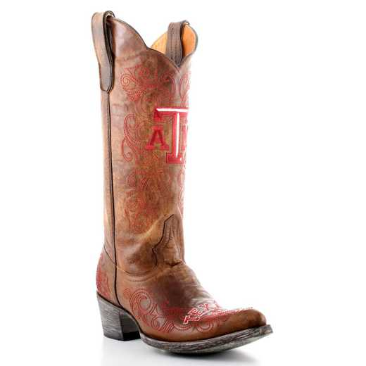 "Texas A&M Women's 13"" Tailgate Boots by Gameday Boots"