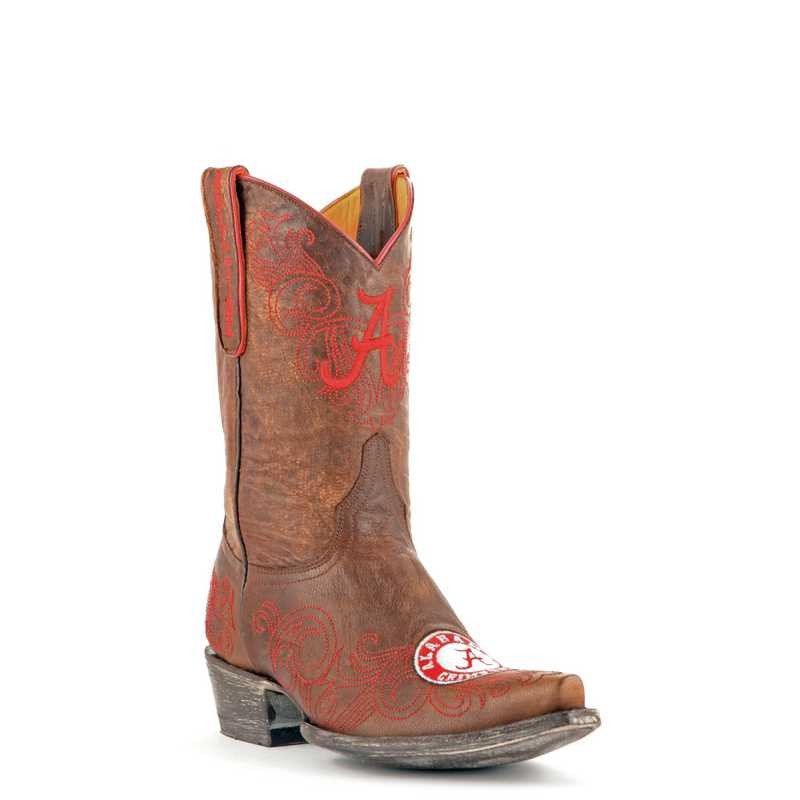 Ladies Alabama Brass Boots  by Gameday Boots