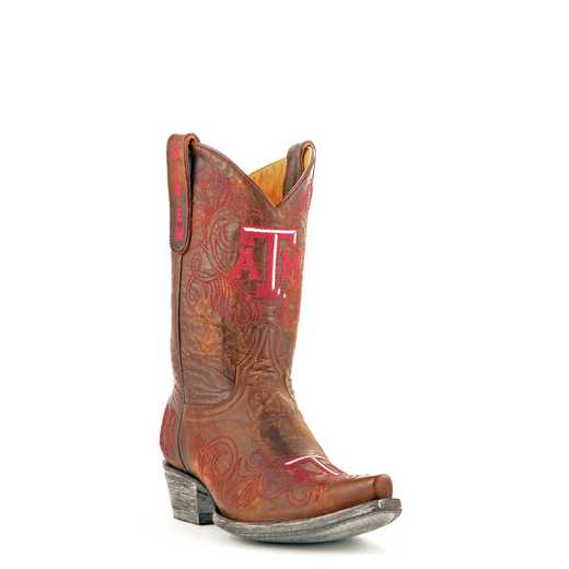 "Texas A&M Women's 10"" Tailgate Boots by Gameday Boots"