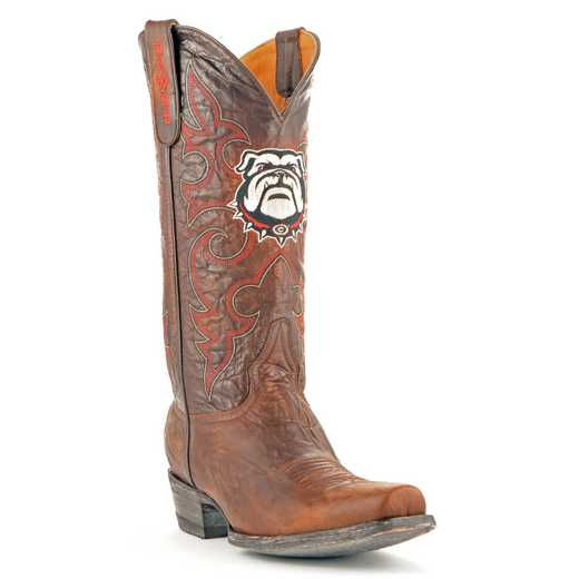 Georgia Bulldogs Men's Boardroom Boots by Gameday Boots