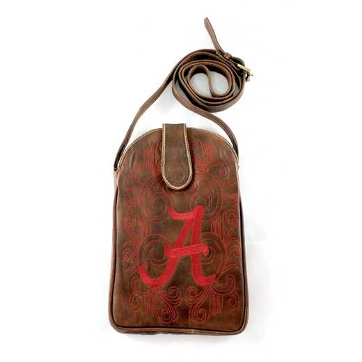 AL-P012-1: U OF ALABAMA Gameday Boots Purse