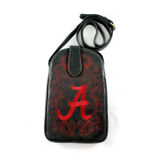 AL-P012-2: U OF ALABAMA Gameday Boots Purse