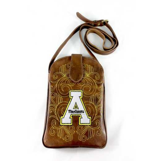 APP-P078-1: APPALACHIAN ST Gameday Boots Purse