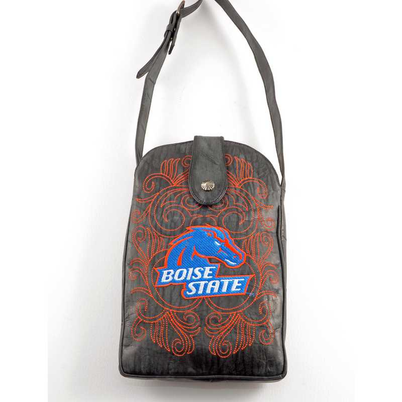 BSU-P024-2: BOISE STATE Gameday Boots Purse