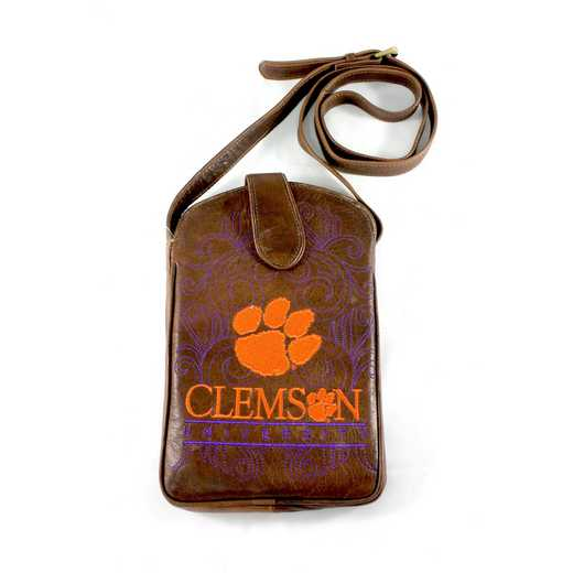 CL-P035-1: CLEMSON Gameday Boots Purse