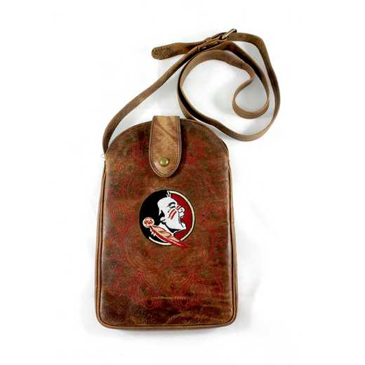 FSU-P002-2: FLORIDA STATE Gameday Boots Purse