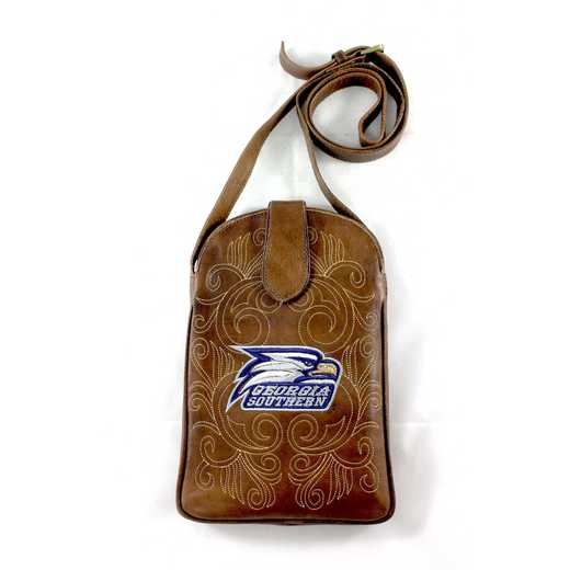 GSO-P232-1: GEORGIA SOUTHERN Gameday Boots Purse