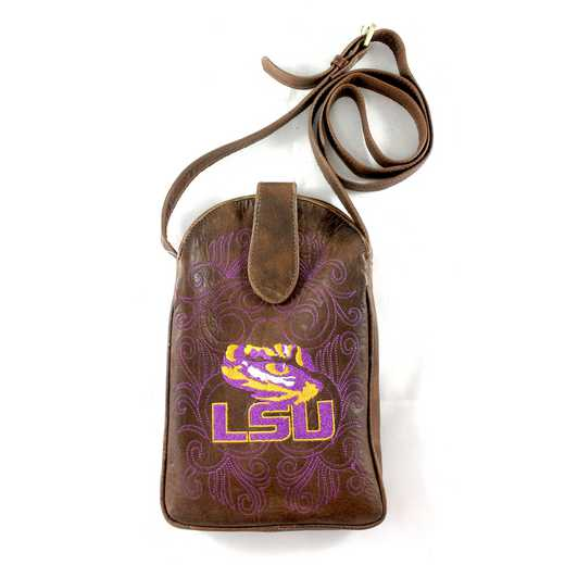 LSU-P003-1: LSU Gameday Boots Purse
