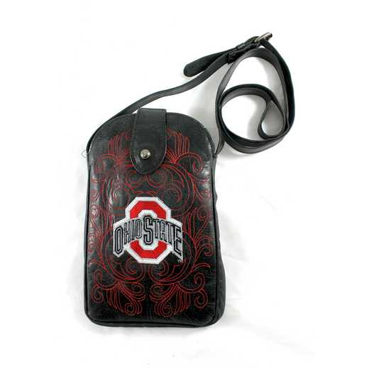 OST-P058-2: OHIO STATE Gameday Boots Purse
