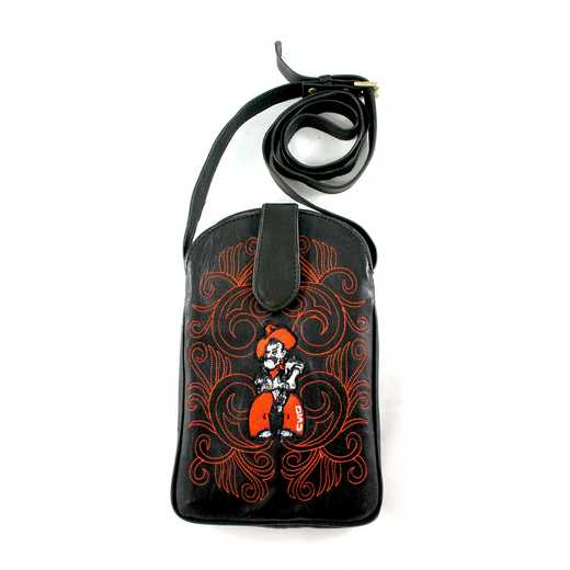 OSU-P004-1: OKLAHOMA STATE Gameday Boots Purse