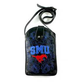 SMU-P006-2: SOUTHERN METHODST Gameday Boots Purse