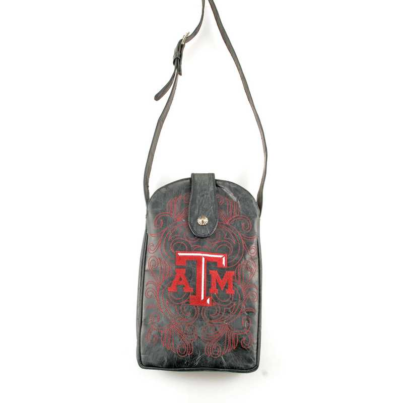 TAM-P007-2: TEXAS A&M Gameday Boots Purse
