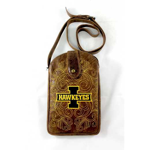 UIO-P038-1: U OF IOWA Gameday Boots Purse