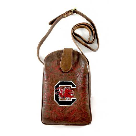 USC-P086-1: U OF S CAROLINA Gameday Boots Purse