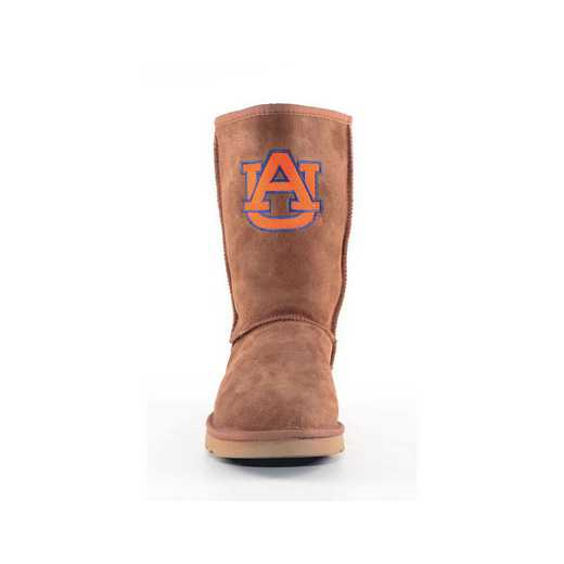 Auburn Hickory Ladies Lambskin Roadie Boot by Gameday Boots