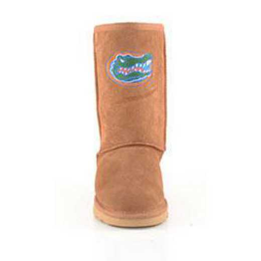 University Of Florida Hickory Ladies Lambskin Roadie Boot by Gameday Boots