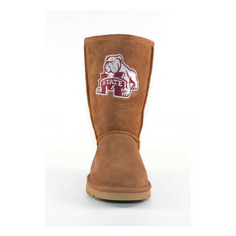 Mississippi State Hickory Ladies Lambskin Roadie Boot by Gameday Boots