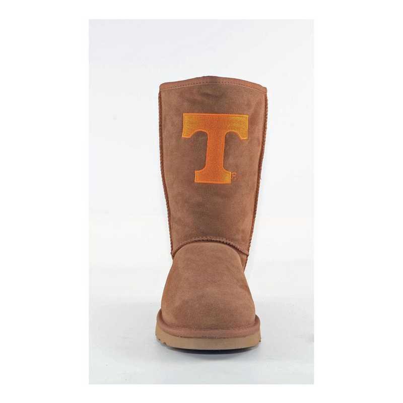 U Of Tennessee Hickory Ladies Lambskin Roadie Boot by Gameday Boots