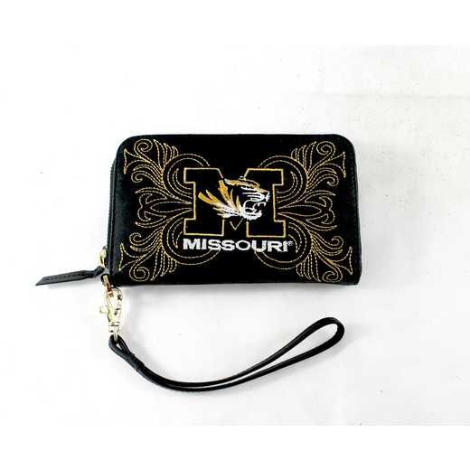 MIS-WR060-1: U OF MISSOURI GAMEDAY BOOTS WRISTLET