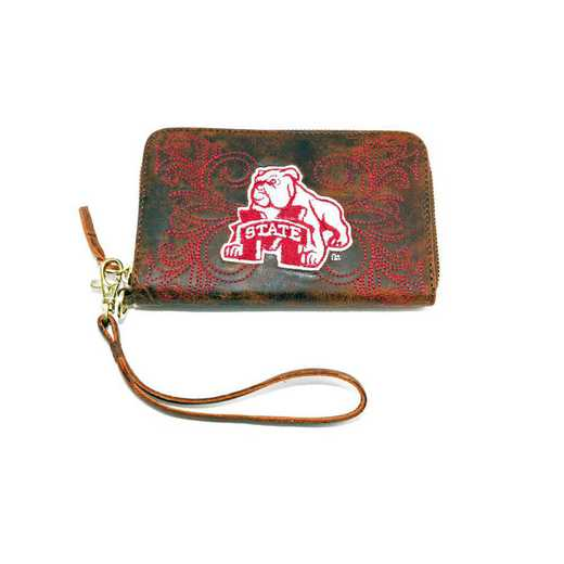 MSU-WR044-1: MISSISSIPPI STATE GAMEDAY BOOTS WRISTLET