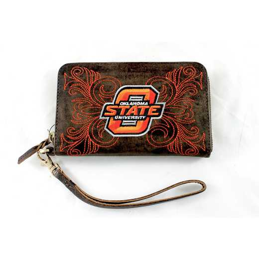 OSU-WR004-2: OKLAHOMA STATE GAMEDAY BOOTS WRISTLET