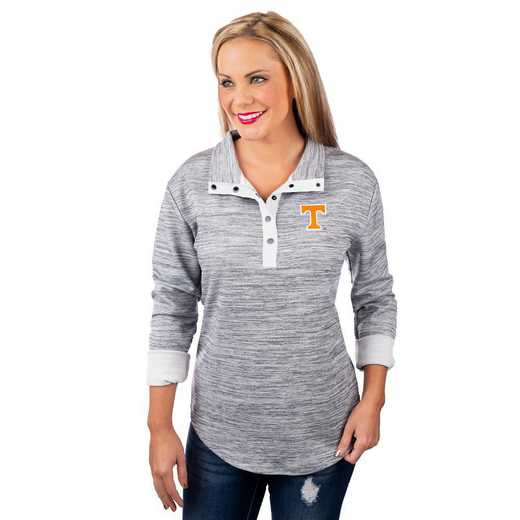 "Tennessee Vols ""In a Snap"" Quarter Button Pullover"