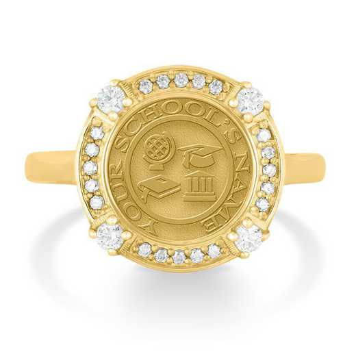 Isabella College Class Ring — University Collection by Balfour™