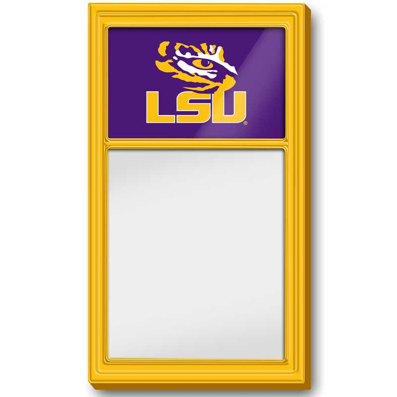 LS-610-01: GI Team Board Whiteboard-LSU-Primary Logo-Gold